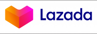 Logo Lazada with BG