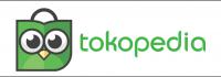 Logo Tokopedia with BG